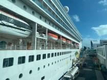 Boarding NCL Sky in Miami
