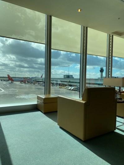 Emirates Lounge Manchester