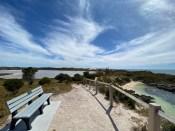 Rottnest ocean & salt