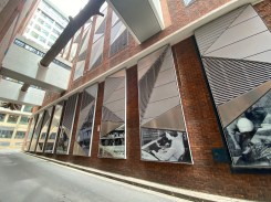 The changing faces of Sydney's waterfront