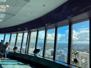 Sydney Tower 360 observatory