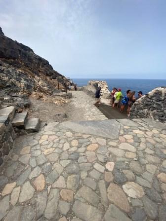 Cuevas de Ajuy footpath 5