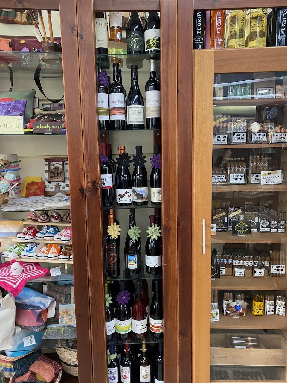 Wines from La Palma