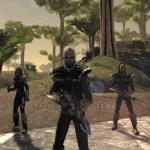 Qohn and crew of the Gortov