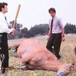 Beating a Dead Horse -- Office Space (1999)