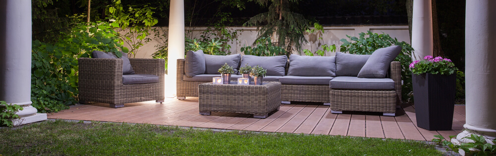 Outdoor Furniture Cleaning – Don't Let Anything Ruin Your Summer