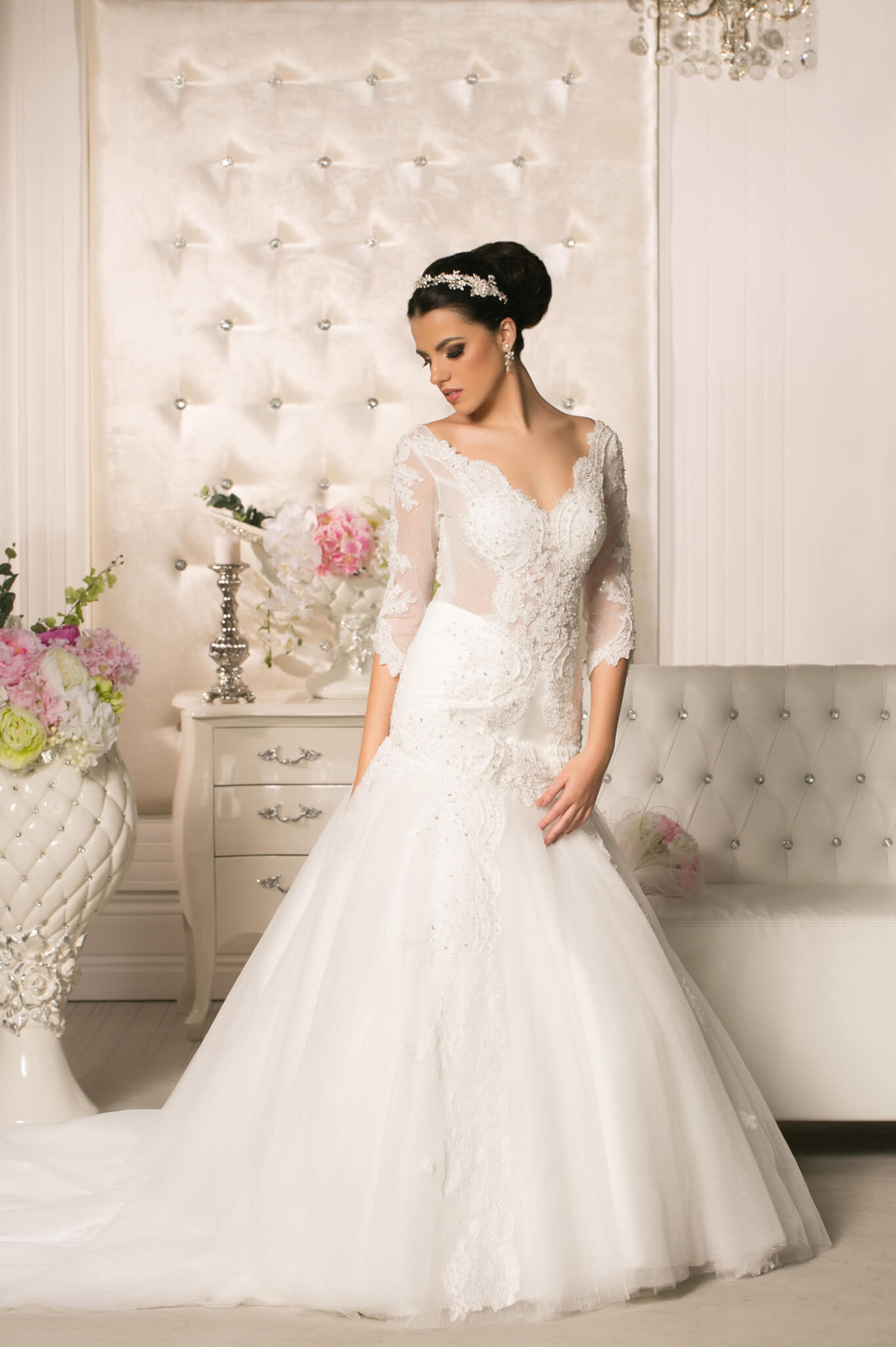 Wedding Dress alterations NYC
