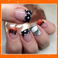 Have-to-Have Halloween Nail Art - Cameo College Beauty ...