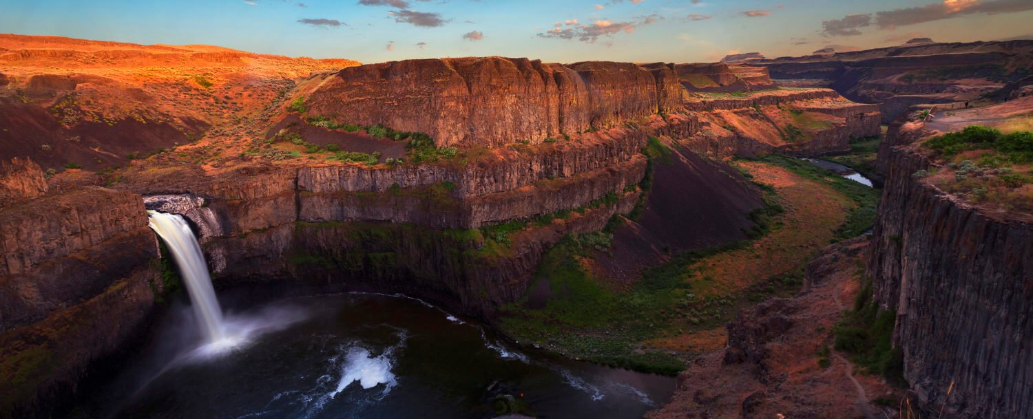 You Will Love a Trip to the Palouse Falls State Park