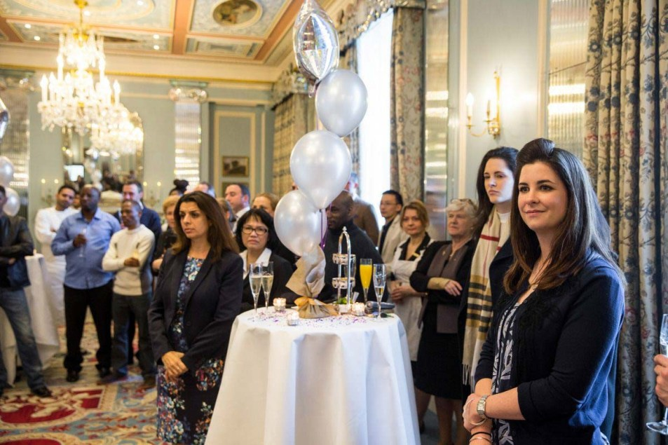 Long Service Awards at The Lanesborough Hotel London by Cameo Photography 04