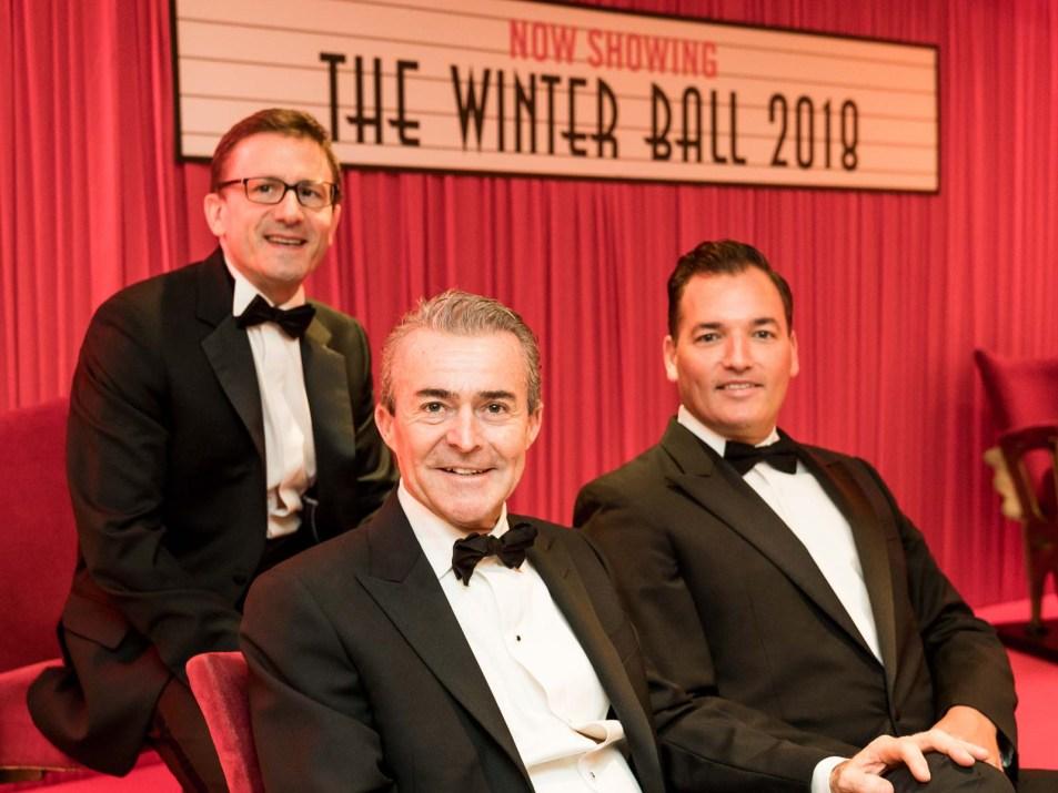 The Winter Ball - The Dorchester-3