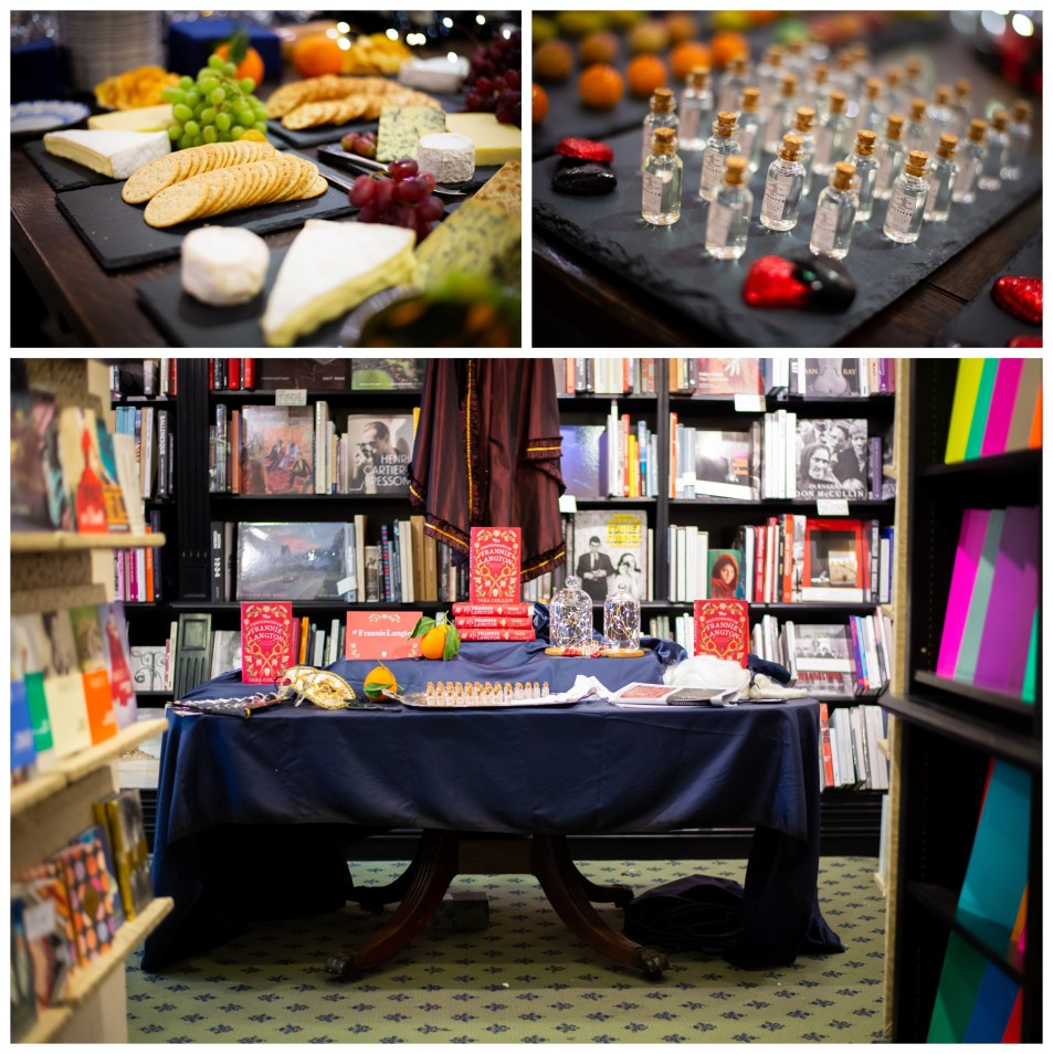 Book Launch Photography
