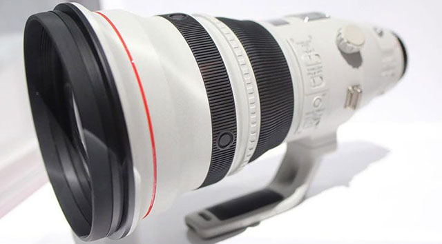 EF600mm F4 DO IS