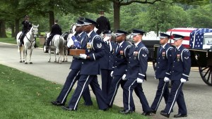 Arlington National Cemetery videographer