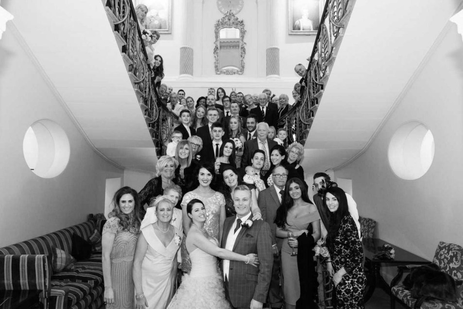 wedding photographer london brocket hall