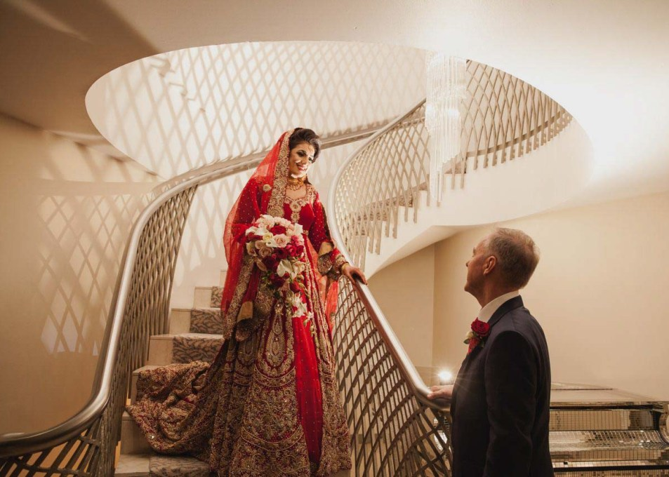 Cameo Photography Asian Wedding Photography at The Dorchester Hotel London_33