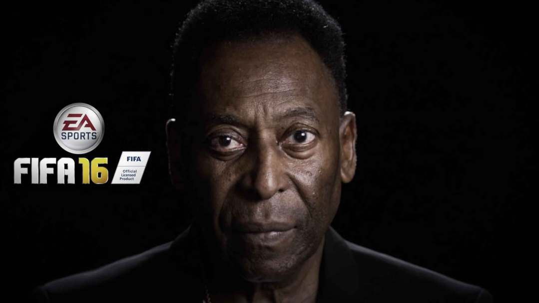 FIFA 16 Official Pelé. Gameplay Trailer – PS4, Xbox One, PC