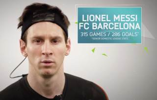 FIFA 16 Gameplay Features- No Touch Dribbling with Lionel Messi