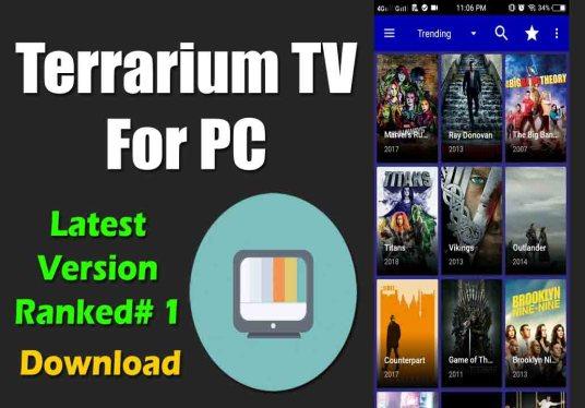 Terrarium TV for pc free download