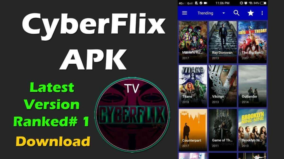 Cyberflix APK Download Showbox & Terrarium APK Alternative