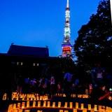 増上寺七夕祭り