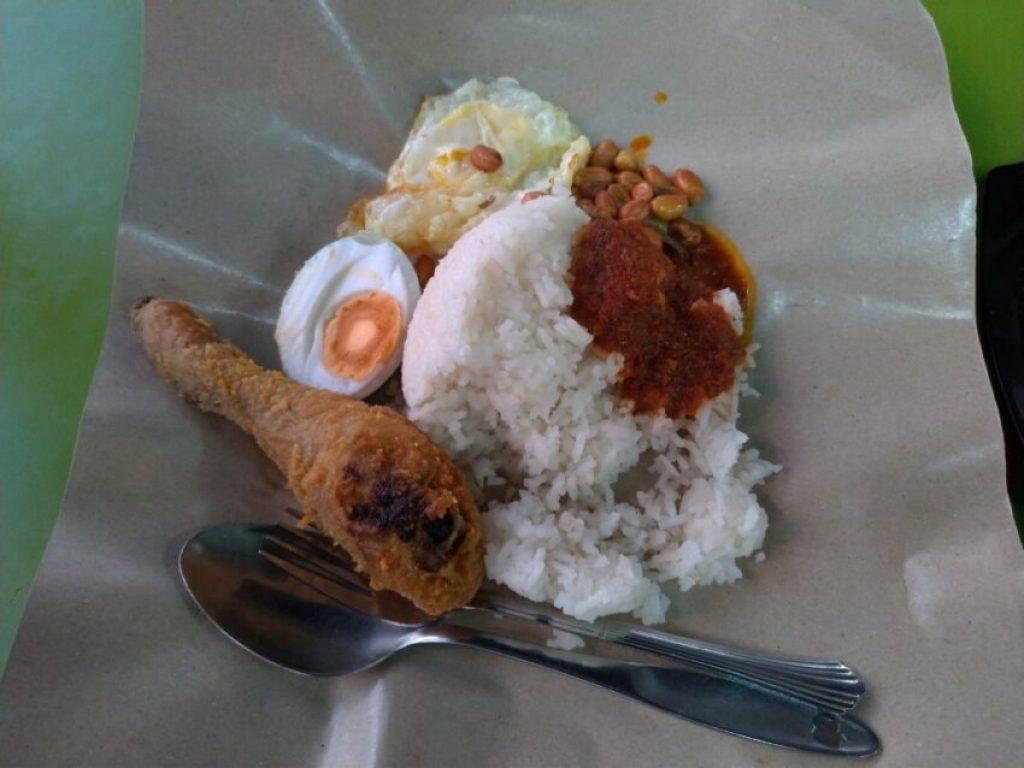 マレーシアのソウルフード、ナシレマ