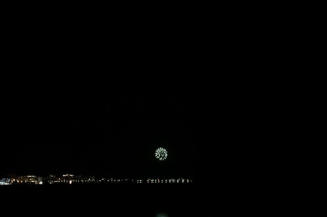 洞爺湖ロングラン花火