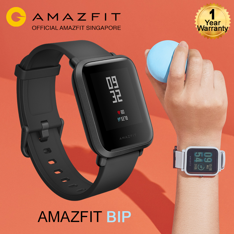 Amazfit BIP GPS Smart Sports Watch International Version  CameraSG