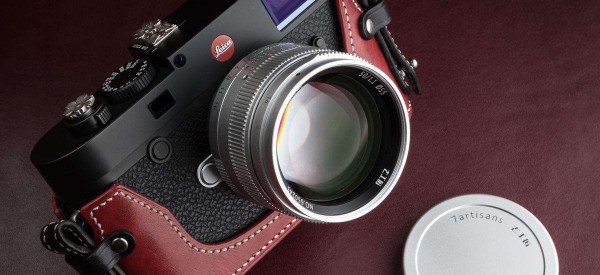 七工匠 7artisans 50mm F1.1 非日常は5万円で手に入る