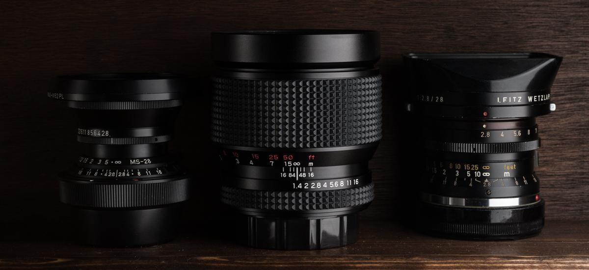 Kinoshita Optical Kistar 85mm F1.4 クビレという名の美学