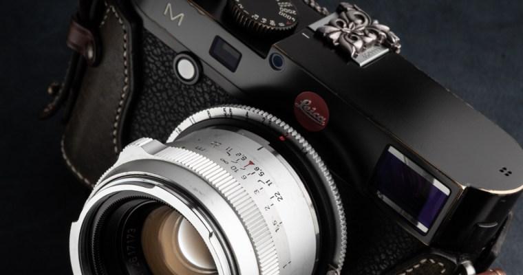 Leica M Typ240 <br>線状画素欠損の修理