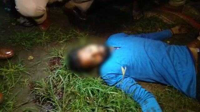 कांग्रेस पार्षद की पार्टी में चली गोली, गोली लगने से हुई मौत