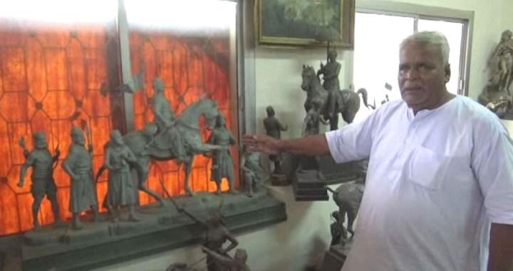 Sculpture Artist Fakir Charan Parida, Biography, Age, Born Place
