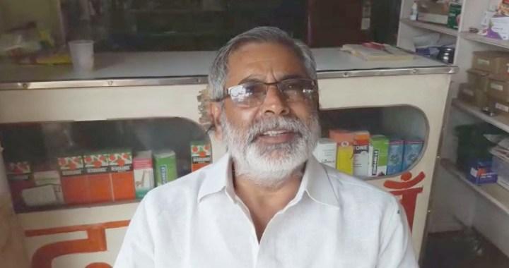 नईगढ़ी गढ़ मार्ग की बुरी हालत के विरोध में कांग्रेस करेगी प्रदर्शन