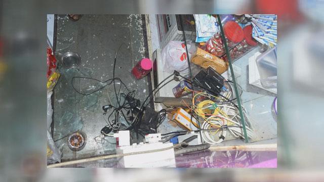 पुणे : चाकण की एक दुकान में हुई तोड़फोड़, एफआईआर दर्ज