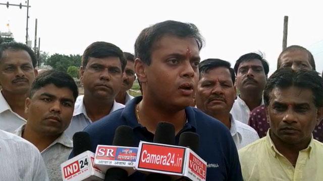 देपालपुर में मुख्यमंत्री करेंगे नर्मदा लिंक परियोजना का लोकार्पण