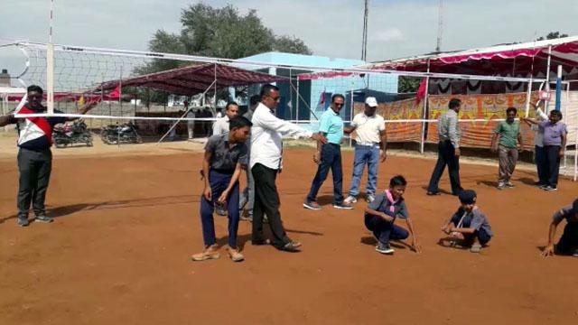 सरूपगंज में बालिका वाॅलीबाॅल प्रतियोगिता 13 सितम्बर से