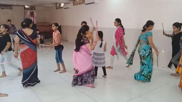 भिण्ड में पहली बार गरबा महोत्सव का होगा आयोजन