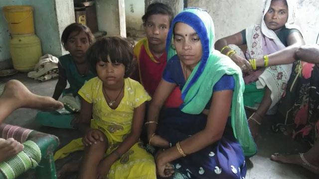 कौशाम्बी जिले में कुपोषित बच्चे की हुई मौत