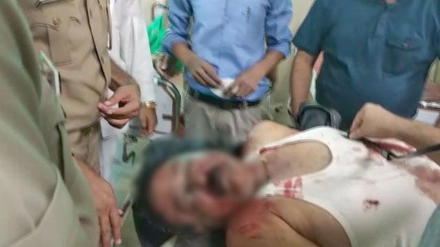 फर्रूखाबाद में पुलिसकर्मी ने खुद को मारी गोली