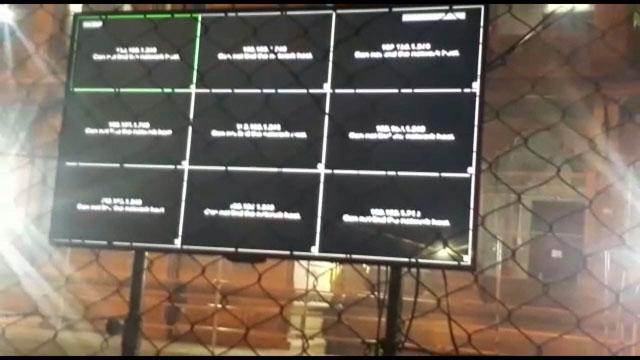 देर रात ग्वालियर स्ट्रांग रूम के CCTV कैमरे बंद हुए
