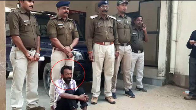 Balaghat के खैरलांजी में हत्या, 24 घंटे के भीतर पर्दाफाश