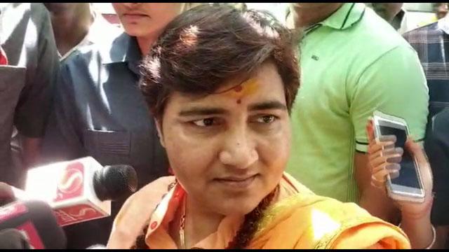 Sadhvi Pragya Thakur BJP