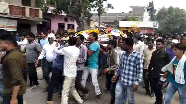 BJP Worker Murder