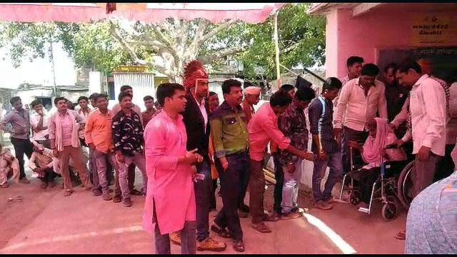 Burhanpur Voter Turnout