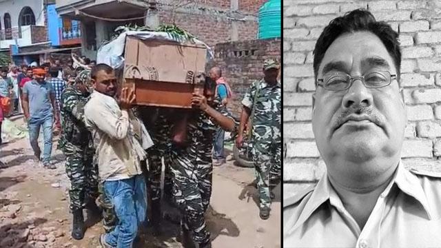 CRPF Jawan Died