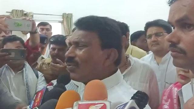 Burhanpur Congress Party