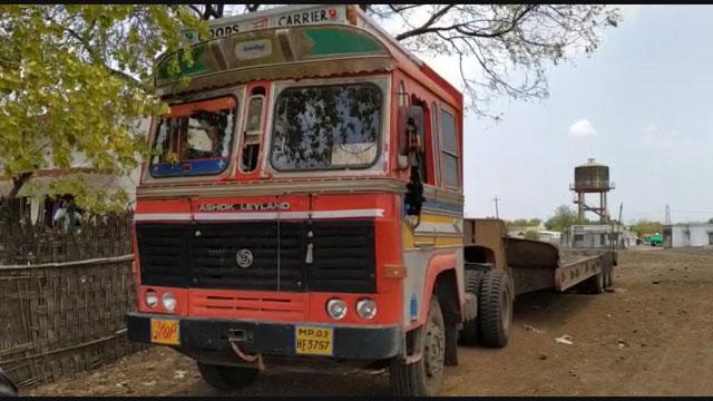 Khandwa Accident