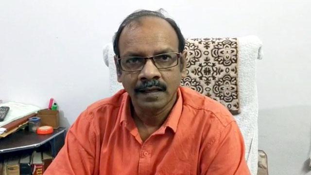 Chhatarpur SDM Anil Sapkale