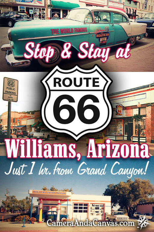 Route 66 Williams, Arizona